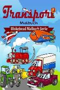 Transport Malbuch