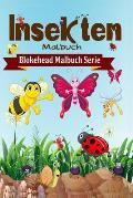 Insekten Malbuch