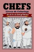 Chefs Livres de Coloriage