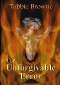 The Unforgivable Error