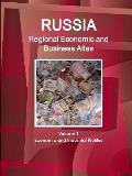 Russia Regional Economic and Business Atlas Volume 1 Economic and Industrial Profiles