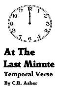 At the Last Minute