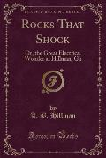 Rocks That Shock: Or, the Great Electrical Wonder at Hillman, Ga (Classic Reprint)