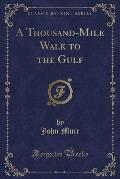 A Thousand-Mile Walk to the Gulf (Classic Reprint)