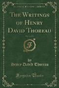 The Writings of Henry David Thoreau, Vol. 16 of 20 (Classic Reprint)