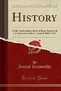 History: Of the Stocksbridge Band of Hope Industrial Co-Operative Society Limited, 1860-1910 (Classic Reprint)