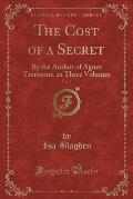 The Cost of a Secret, Vol. 2: By the Author of Agnes Tremorne, in Three Volumes (Classic Reprint)