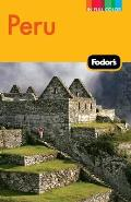 Fodors Peru 4th Edition