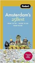 Fodors Amsterdams 25 Best 8th Edition