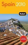Fodors Spain 2010