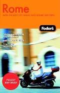 Fodors Rome 6th Edition