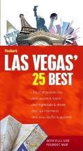 Fodors Las Vegas 25 Best 1st Edition