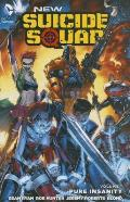 New Suicide Squad Volume 1 The New 52
