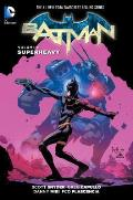 Batman Volume 8 Superheavy
