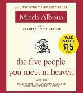Five People You Meet In Heaven Cd