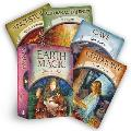Earth Magic Oracle Cards A 48 Card Deck & Guidebook