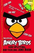 Angry Birds: Side-splitting, Rib-tickling Joke Book