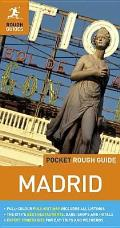 Pocket Rough Guide Madrid [With Map] (Rough Guide Pocket Madrid)