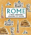 Rome: a Three-dimensional Expanding City Skyline