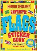 Fantastic Flags Sticker Book