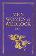 Men, Women and Wedlock