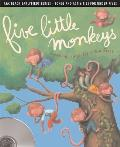 Five Little Monkeys: Counting Songs and Activities for Under-Fives