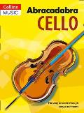 Abracadabra Cello, Pupil's Book: The Way to Learn Through Songs and Tunes