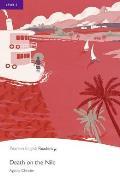 Death on the Nile (W/Audio), Level 5, Pearson English Readers