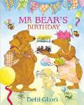MR Bear's Birthday