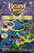 Beast Quest: Battle of the Beasts 3: Sepron Vs Narga