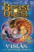 Beast Quest: 80: Vislak the Slithering Serpent