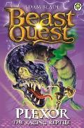 Beast Quest: 85: Plexor the Raging Reptile