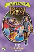 Beast Quest: Early Reader Arax the Soul Stealer