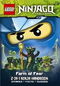 Lego Ninjago 2-in-1 Ninja Handbook: Nothing in the Dark/farm of Fear