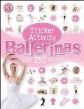 Ballerinas Sticker Activity Book