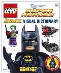 Lego Batman Visual Dictionary Lego DC Universe Super Heroes