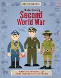 Second World War Sticker Dressing