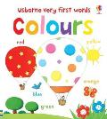 Very First Words: Colours