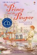 The Prince and the Pauper. Book + Cd