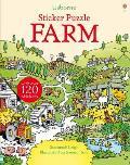 Sticker Puzzle Farm