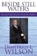 Beside Still Waters: Words of Comfort from the Heart of the Shepherd