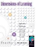 Dimensions of Learning Teacher's Manual, 2nd ed.