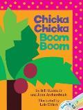 Chicka Chicka Boom Boom Book & Cd