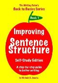 Improving Sentence Structure: A...