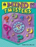 Mind Twisters, Grade 6