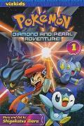 Pokemon Diamond & Pearl Adventure 01