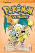 Pokemon Adventures 05 2nd Edition
