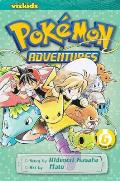 Pokemon Adventures 06 2nd Edition
