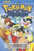 Pokemon Adventures 13