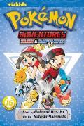 Pokemon Adventures 16